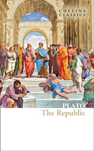 Collins Classics: Republic - Plato - 9780008480080