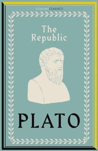 Collins Classics: Republic - Plato - 9780008480103