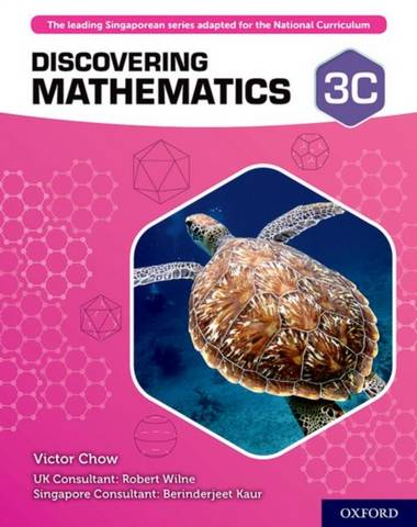 Discovering Mathematics: Student Book 3C - Victor Chow - 9780198422068