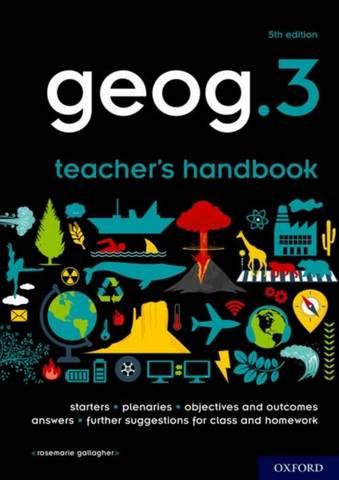 geog.3 Teacher's Handbook - RoseMarie Gallagher - 9780198489955
