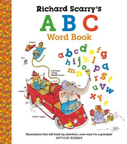 Richard Scarry's ABC Word Book - Richard Scarry - 9780571361175
