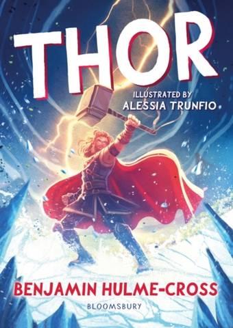 Thor - Benjamin Hulme-Cross - 9781472971135