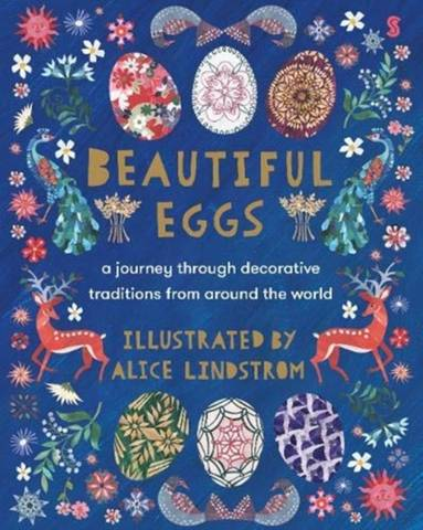 Beautiful Eggs - Alice Lindstrom - 9781912854929