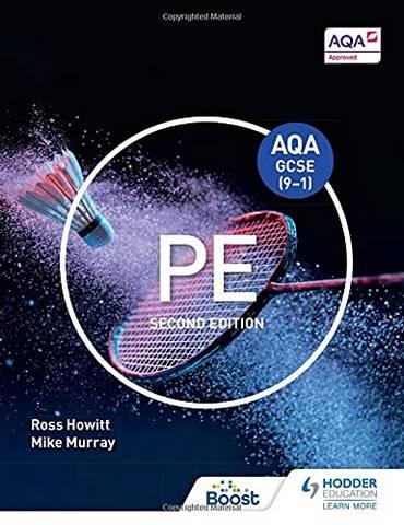 AQA GCSE (9-1) PE Second Edition - Ross Howitt - 9781398326521