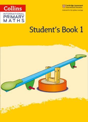 Collins International Primary Maths Student's Book: Stage 1 - Lisa Jarmin - 9780008340896