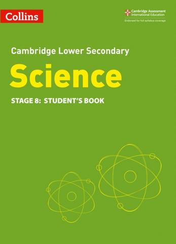 Collins Cambridge Lower Secondary Science Student's Book: Stage 8 -  - 9780008364267