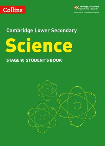 Collins Cambridge Lower Secondary Science Student's Book: Stage 9 -  - 9780008364274