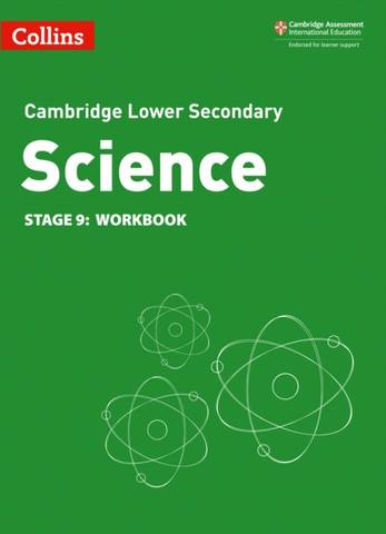 Collins Cambridge Lower Secondary Science Workbook: Stage 9 -  - 9780008364335