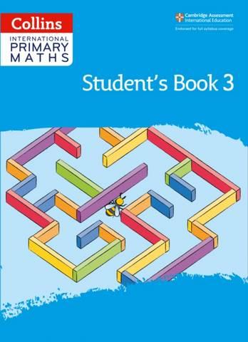 Collins International Primary Maths Student's Book: Stage 3 - Caroline Clissold - 9780008369415