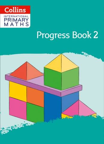 Collins International Primary Maths Progress Book: Stage 2 - Peter Clarke - 9780008369583