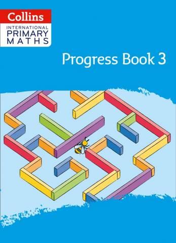 Collins International Primary Maths Progress Book: Stage 3 - Peter Clarke - 9780008369590