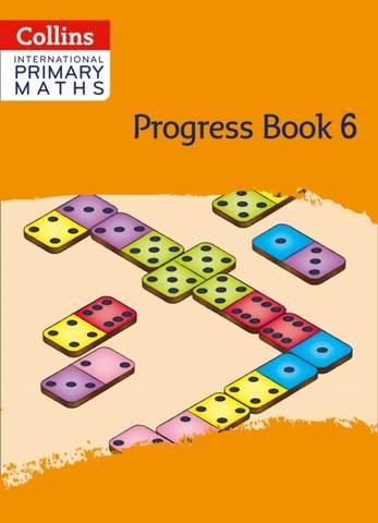 Collins International Primary Maths Progress Book: Stage 6 - Peter Clarke - 9780008369620