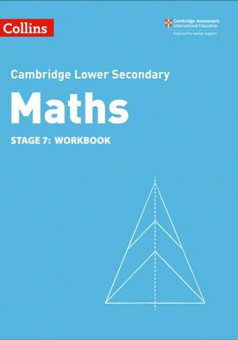 Collins Cambridge Lower Secondary Maths Workbook: Stage 7 - Alastair Duncombe - 9780008378561