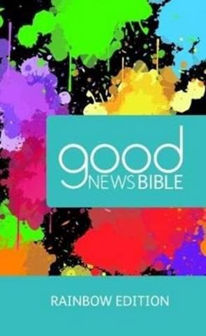 Good News Bible (GNB) Rainbow Bible: 2017 -  - 9780564070275