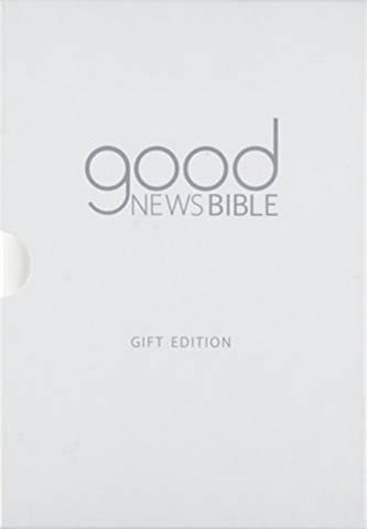 Good News Bible Compact White Gift Edition: 2018 -  - 9780564070473