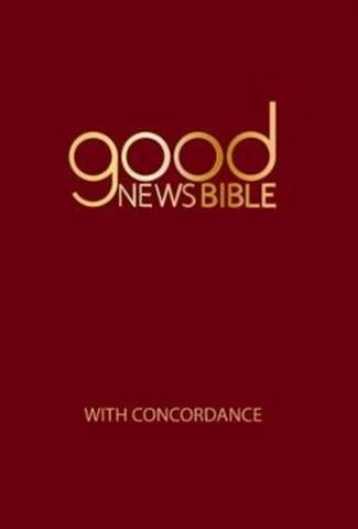 Good News Bible With Concordance: 2018 -  - 9780564071579