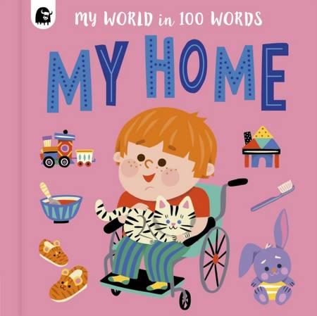 My World in 100 Words: My Home - Marijke Buurlage - 9780711257153