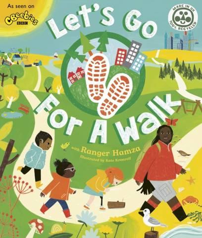 Let's Go For a Walk - Ranger Hamza - 9780711264458