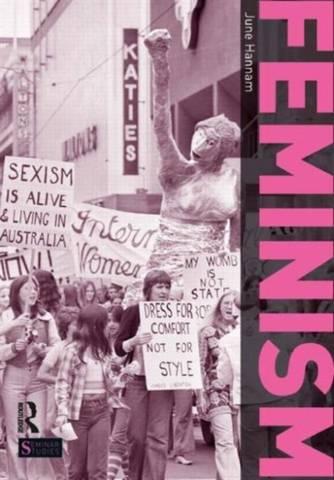 Feminism - June Hannam - 9781408255575