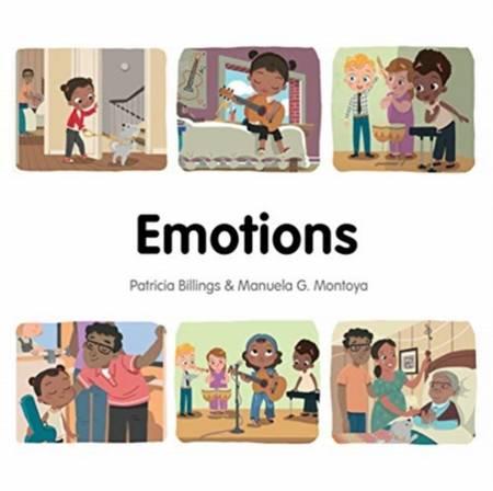 Emotions - Patricia Billings - 9781785089473