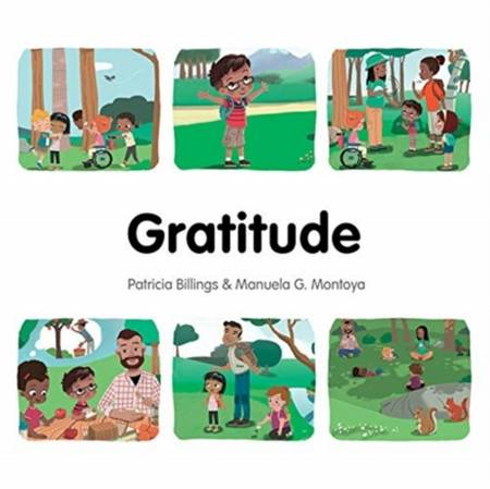 Gratitude - Patricia Billings - 9781785089657