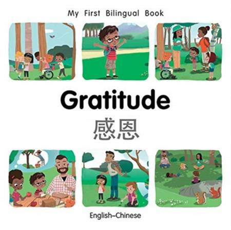 My First Bilingual Book - Gratitude (English-Chinese) - Patricia Billings - 9781785089688