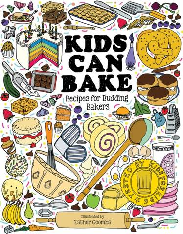 Kids Can Bake: Super-simple recipes for budding bakers - Esther Coombs - 9781787081109