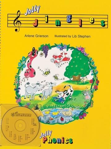 Jolly Jingles: In Precursive Letters - Arlene Grierson - 9781870946223