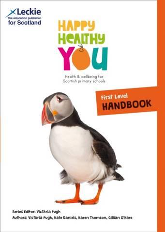 First Level Handbook: Happy Healthy You - Victoria Pugh - 9780008378912