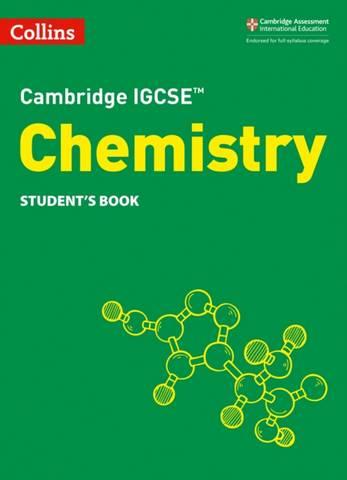 Cambridge IGCSE (TM) Chemistry Student's Book (Collins Cambridge IGCSE (TM)) - Chris Sunley - 9780008430887