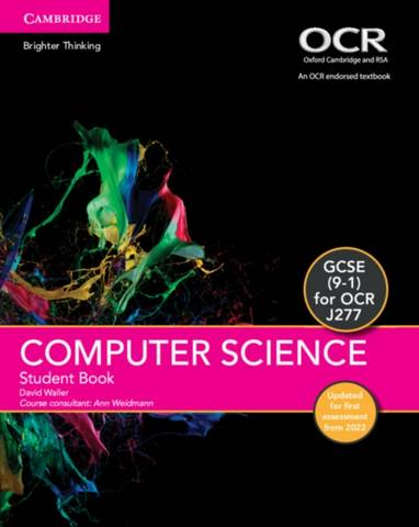 GCSE Computer Science for OCR Student Book Updated Edition - David Waller - 9781108812542