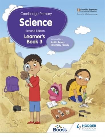 Cambridge Primary Science Learner's Book 3 Second Edition - Andrea Mapplebeck - 9781398301658