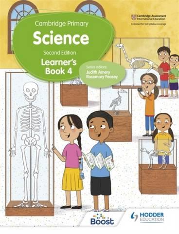 Cambridge Primary Science Learner's Book 4 Second Edition - Andrea Mapplebeck - 9781398301696