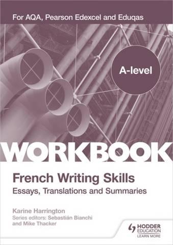 A-level French Writing Skills: Essays