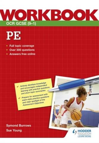 OCR GCSE (9-1) PE Workbook - Sue Young - 9781398312647