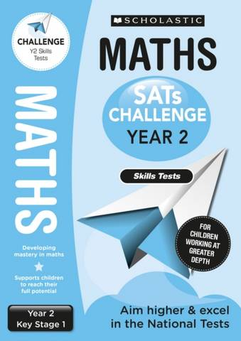 Maths Skills Tests (Year 2) KS1 - Caroline Clissold - 9781407183671