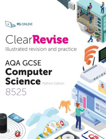 ClearRevise AQA GCSE Computer Science 8525: 2020 -  - 9781910523254