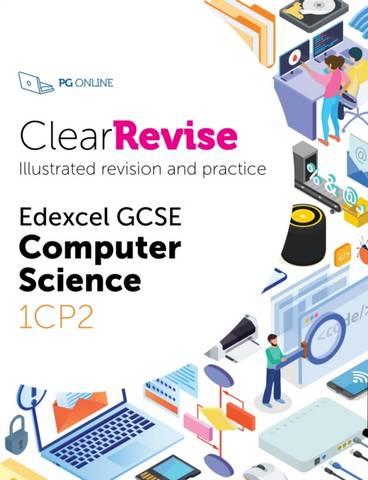 ClearRevise Edexcel GCSE Computer Science 1CP2: 2020 -  - 9781910523285
