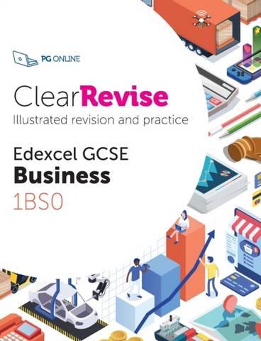 ClearRevise Edexcel GCSE Business 1BS0 - PG Online - 9781910523292